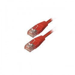UTP CAT-5 CROSS 5m RED